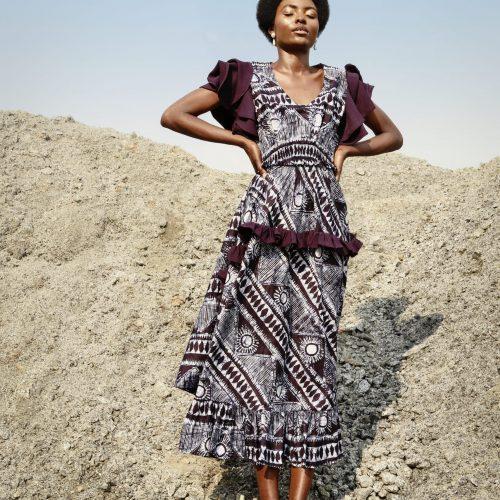 Akwugo dress